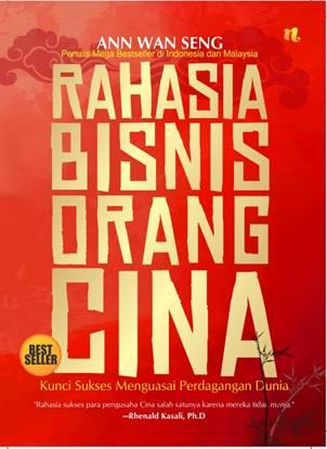 Revolusi Ilmiah - Buku Rahasia Bisnis Orang Cina