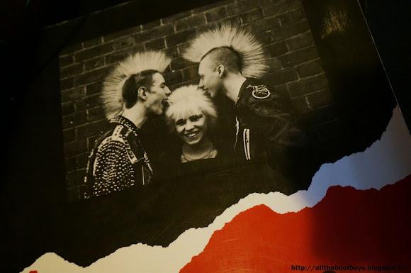 City Indians - Wroblewski / Gommez-Vaëz - 1983 punk rocker rockabilly rock n roll outlaw skinhead