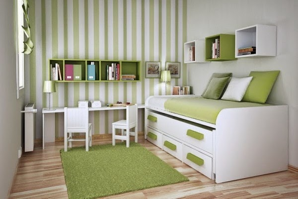 Small Bedroom Wallpaper Ideas