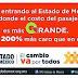 El IEEM ordena al gobierno del estado de México retirar espectaculares falsos del PRD