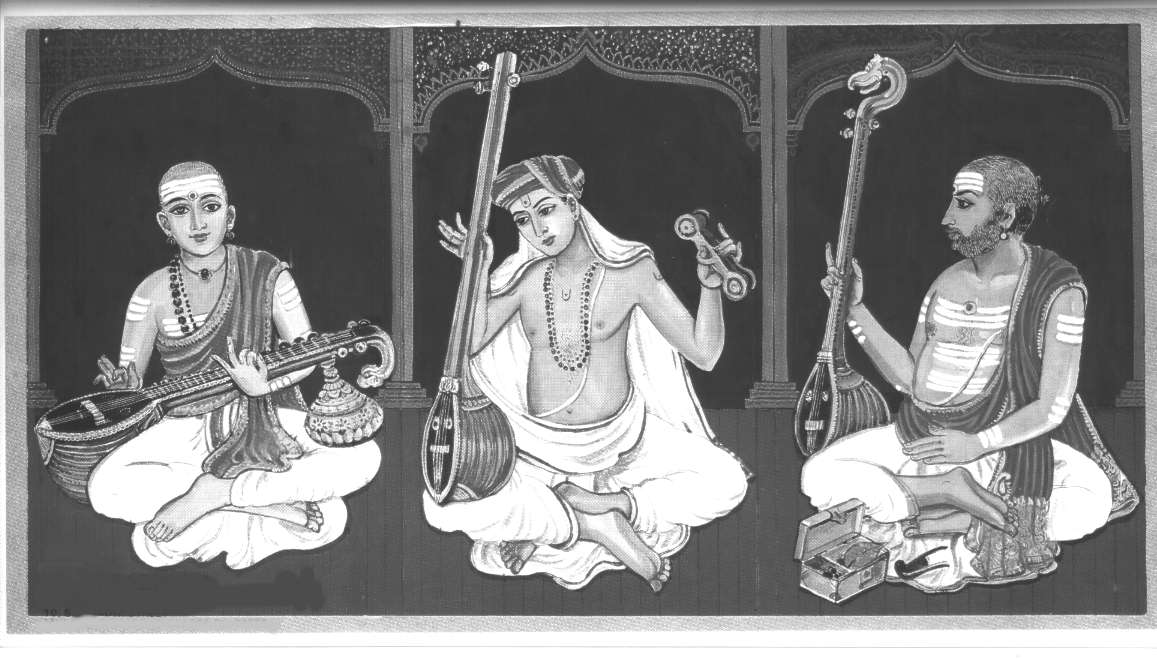 Carnatic Music Legends - YouTube