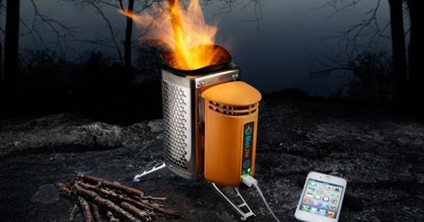 15 Coolest And Awesome Camping Rechargers