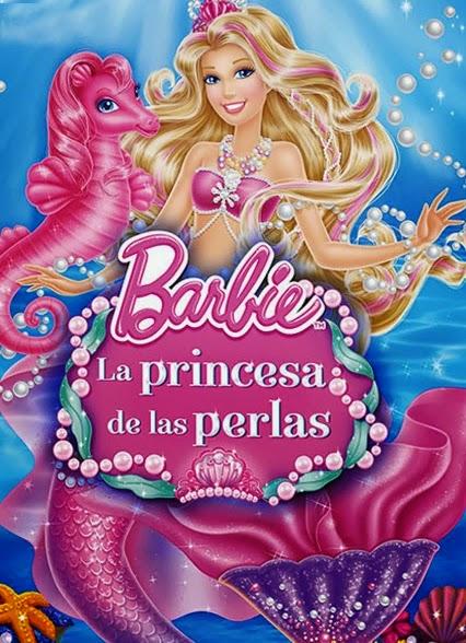 Pelicula Barbie La Princesa De Las Perlas (2014)