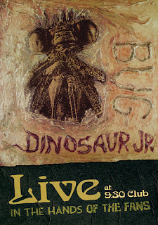 Dinosaur Jr. - 'Bug Live at 9:30 Club: In the Hands of the Fans' DVD Review (MVD Video)