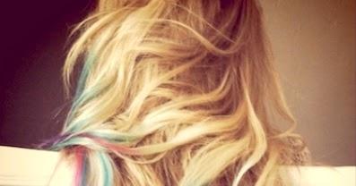 mod style lounge kool-aid hair