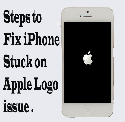 How to Fix iPhone Stuck on Apple Logo And Recover Its Data