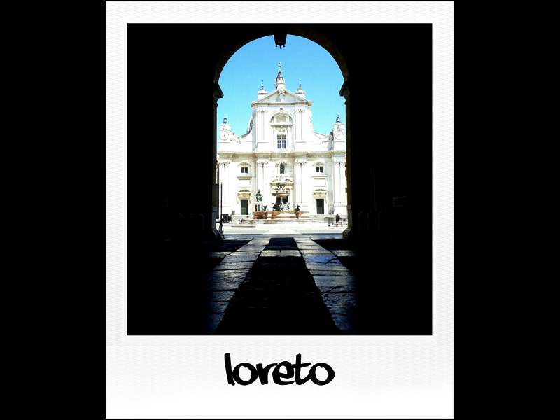 Il Santuario di Loreto