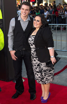 Nicole Blonsky couple
