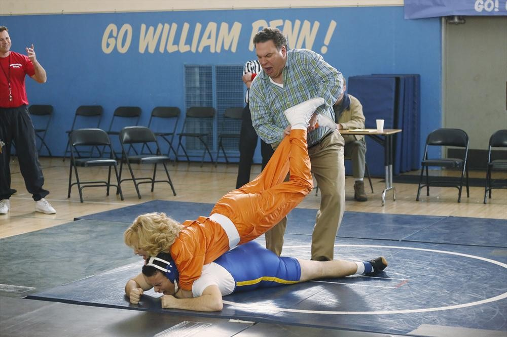 The Goldbergs - Episode 1.22 - A Wrestler Named Goldberg - Promotional Photos