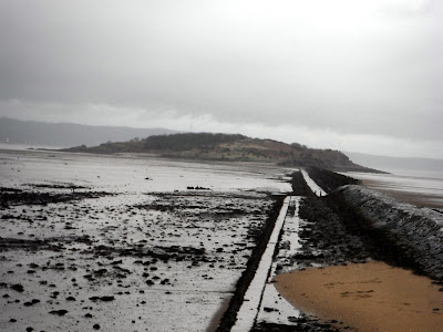 Playa de Cramond, Edimburgo