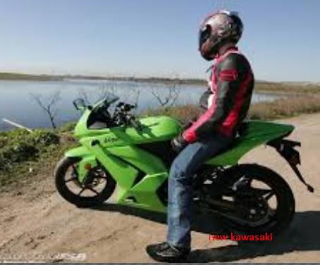 latest Kawasaki 250