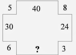 Worksheets Maths Question Simple Pics best brain teasers cool math puzzles with answers replace the question mark number in this simple maths problem