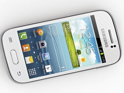 Samsung Galaxy Young S6310 Spesifikasi dan Harga