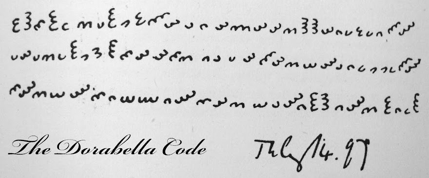 The Dorabella Code - Elgar's cipher decrypted