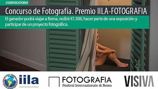 Concurso de Fotografía. Premio IILA-FOTOGRAFIA