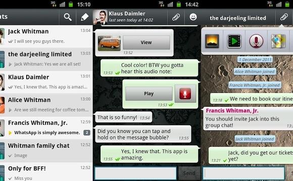 WhatsApp+ v4.00D - 4ny games