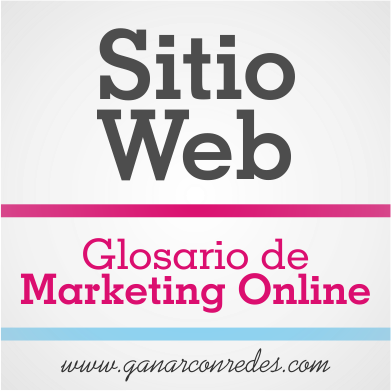 Sitio Web | Glosario de marketing Online