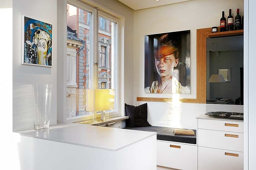 Stor Tavla Kok : Kroks stuga  Inredning, trend, trodgord & torparliv Tvo rum och