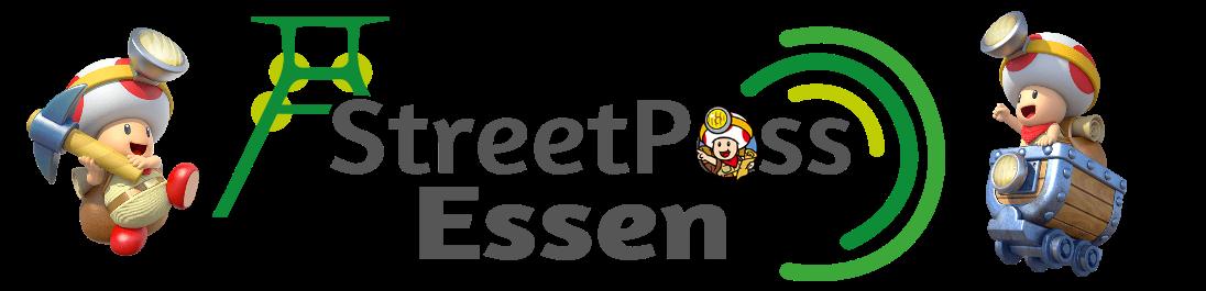 StreetPass Essen