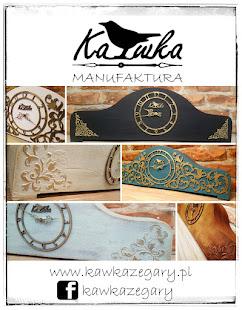 Kawka Zegary - nasza marka