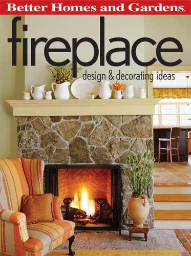 Better Homes and Gardens Fireplace Decorating Ideas 373 x 500