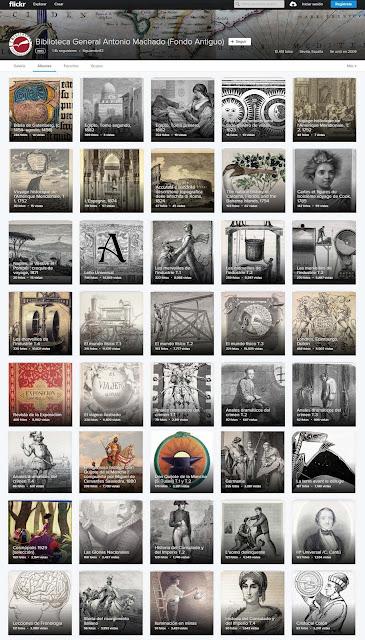Portal de Fondo Antiguo en Flickr. Universidad de Sevilla