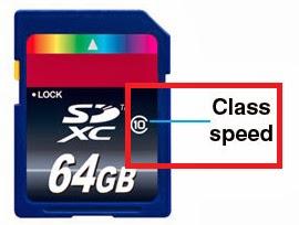 تعرف على كيفية أنتقاء كارت ميمورى و معاني الرموز المتواجدة في بطاقات الذاكرة SD card قبل شرائها Ff