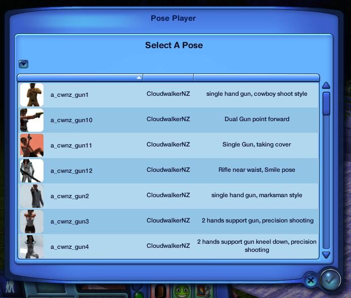 Pose player v2