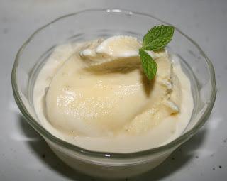 Gelato allo Yogurt Dukan