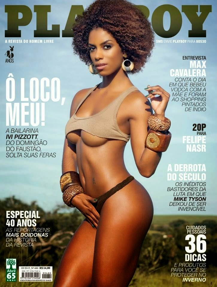 Download Playboy Ivi Pizzott Maio 2015