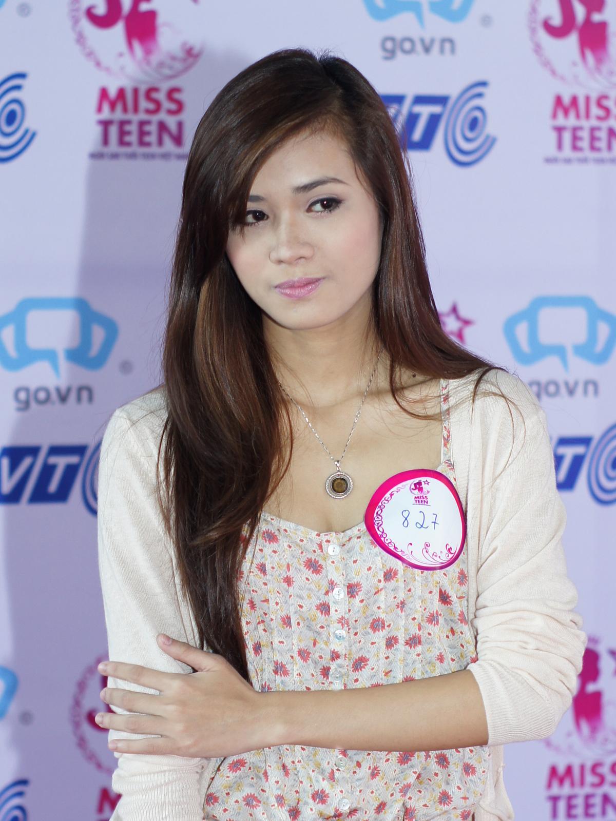 miss teen vietnam 2011 part 4 - Vietnamese girls