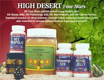 Four Star HDI-suplemen alami untuk keluarga anda!