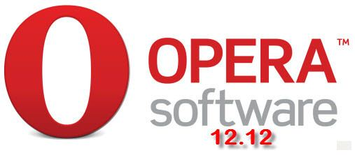 Opera 12.12 Latest Version Released