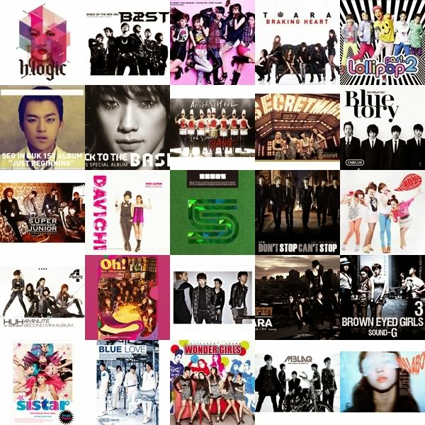 Entertainment With Kpop CD Album