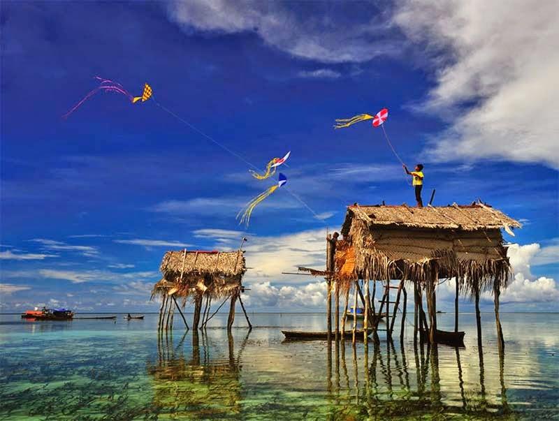 Fotografías impresionantes, Andreas Kosasih, The kite runner