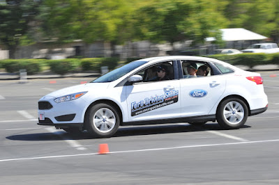 Ford Makes Teens Safer Drivers with Driving Skills for Life