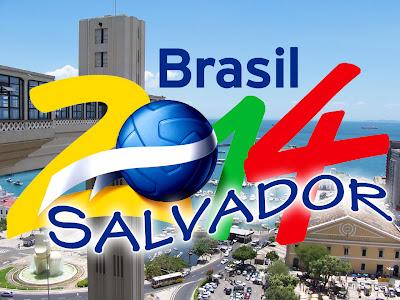 CURSOS PARA A COPA 2014 SALVADOR-BA