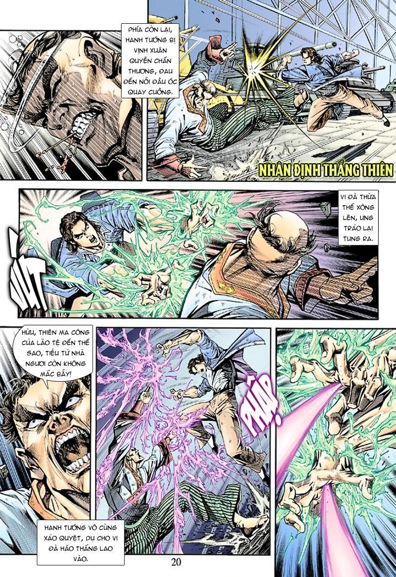 Tân Tác Long Hổ Môn chap 165 - Trang 20