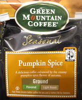 Yummy Pumpkin Spice Fair Trade Coffee from Green Mountain Coffee