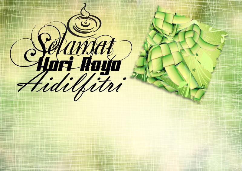 Salam AidilFitri 1432 Hijrah Dan Merdeka 2011