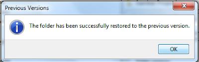 Cara mengembalikan file yang terhapus 5