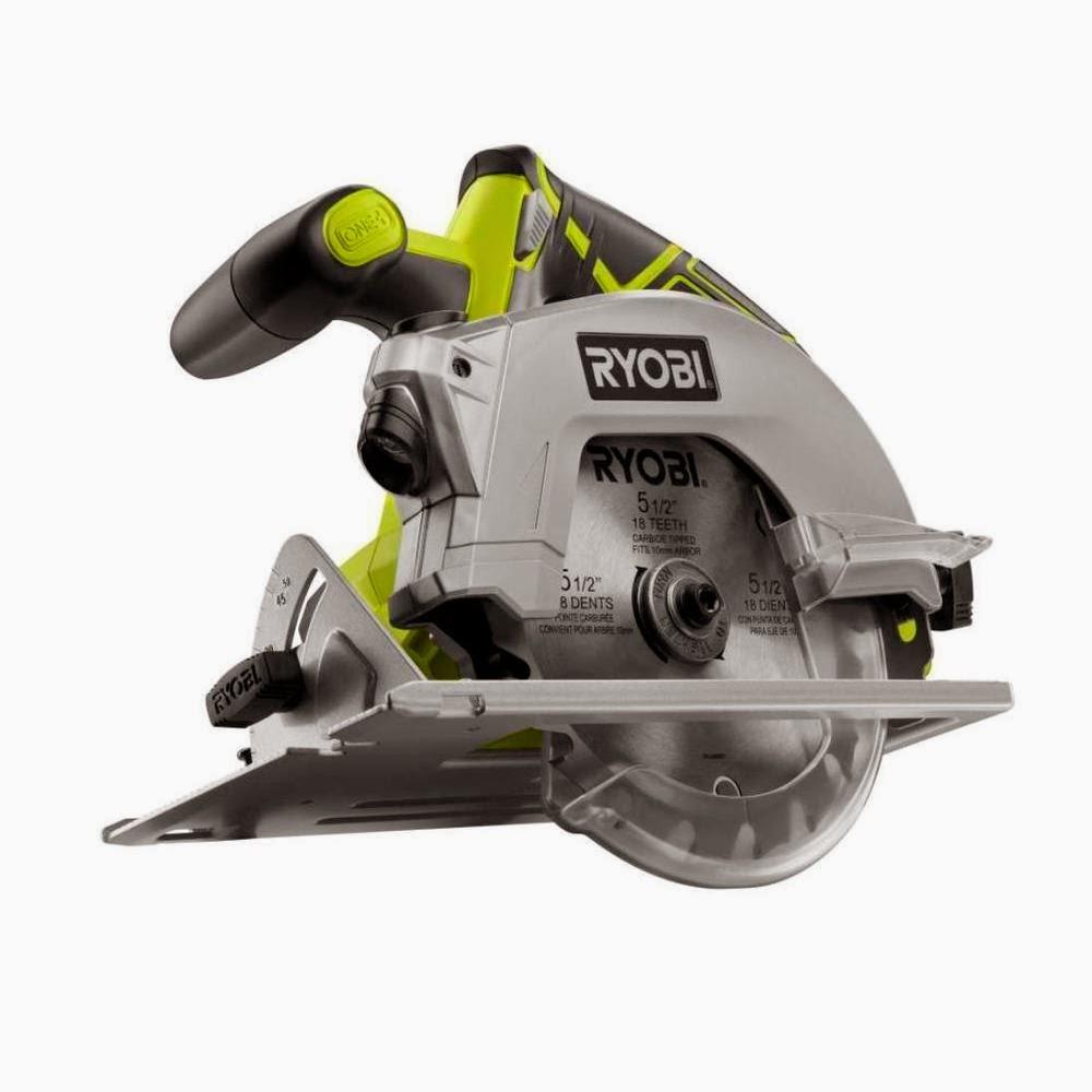 P506 5 1/2 CIRCULAR SAW w/Laser