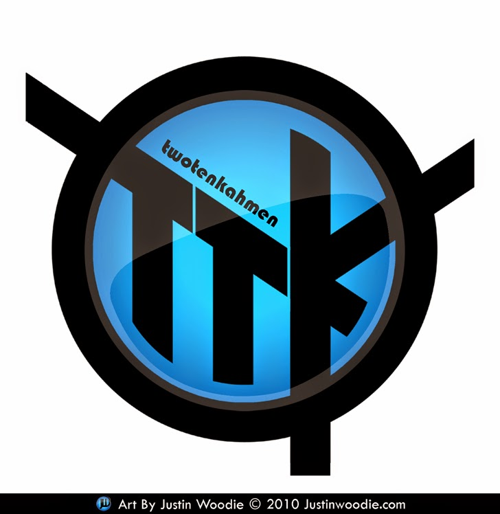 Twotenkahmen Music Logo By Justin Woodie