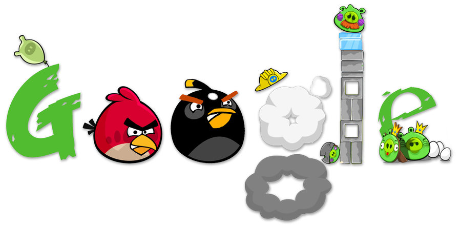 Please to share my obsession: Angry Birds comes to Google Chrome