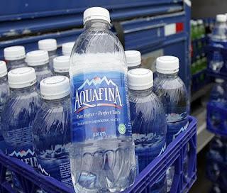 Crack Smuggled in Water Bottles