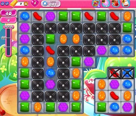 Candy Crush Saga 641