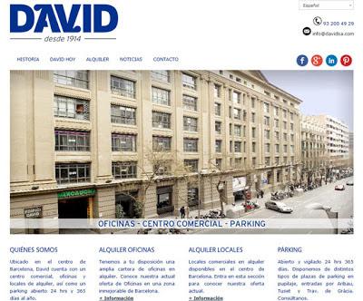 Edificio David Barcelona
