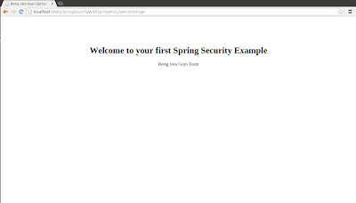 spring-security-tutorials