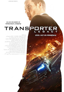 The Transporter Refueled (Transporter Legacy) (2015)