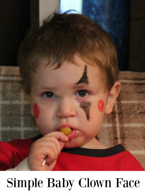 Lille Punkinu0026#39; Easy Halloween Makeup Ideas For Kids -- And Baby!